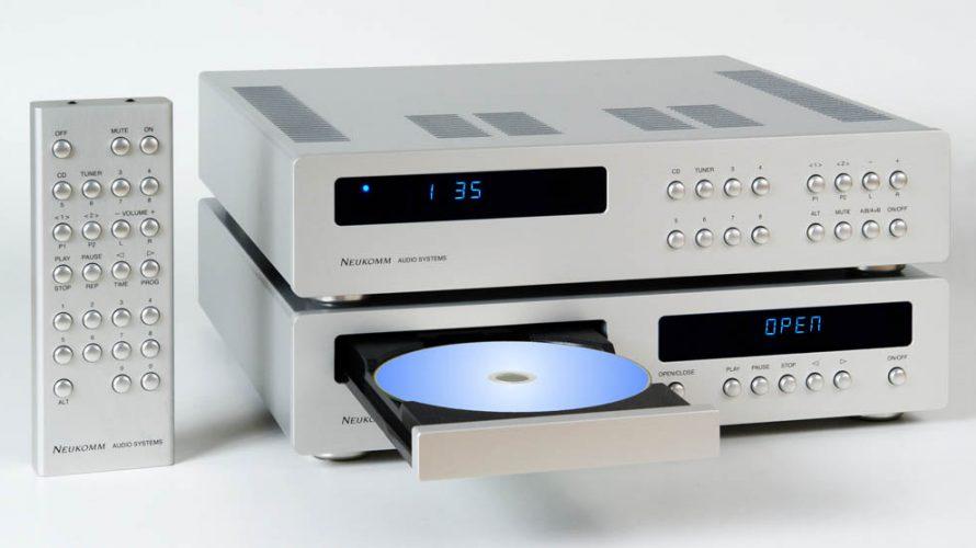 Neukomm CD34S CD-spiller