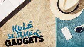 24 sommergadgets som redder ferien