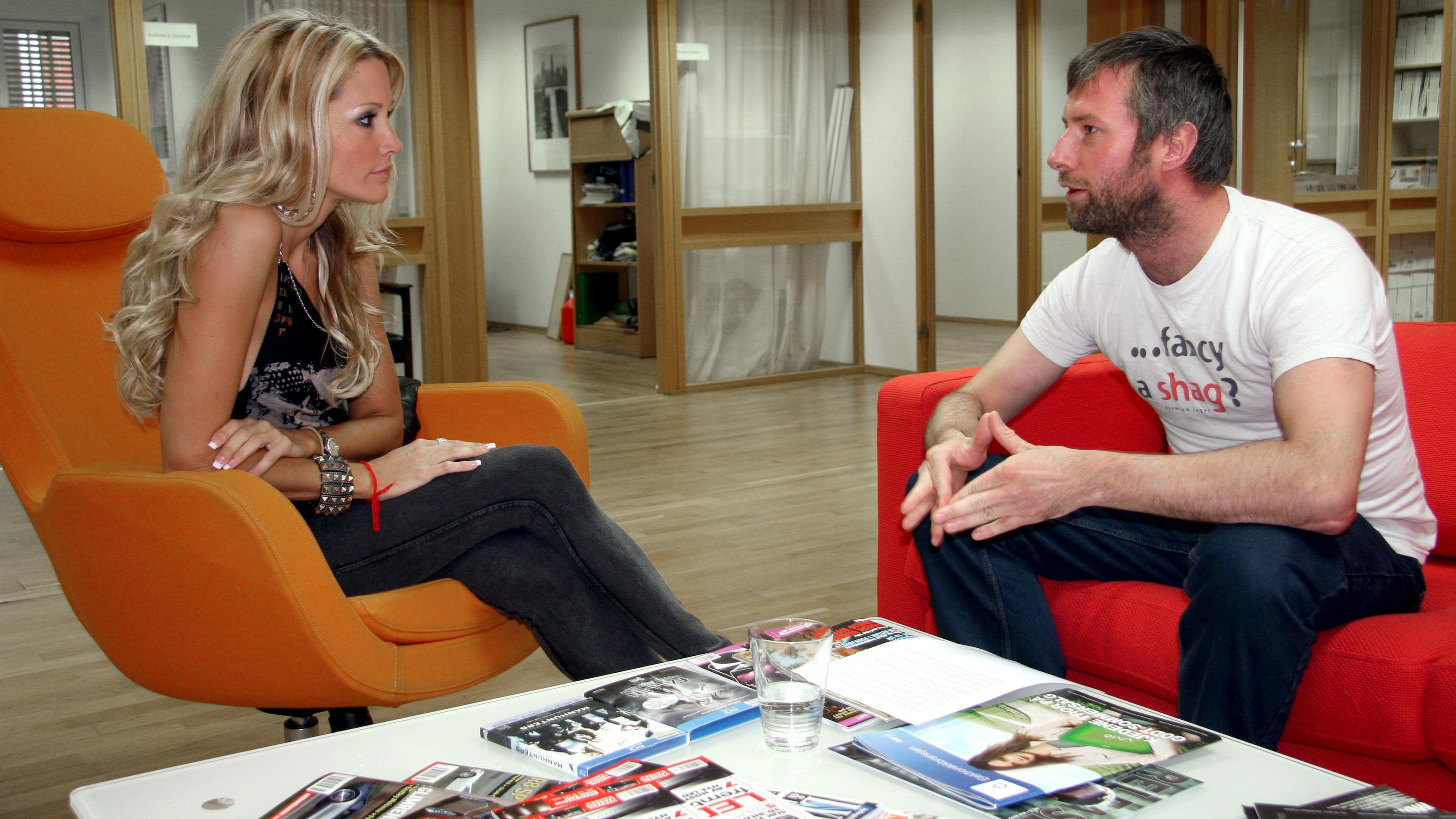 Jessica Drake & Geir Gråbein Nordby
