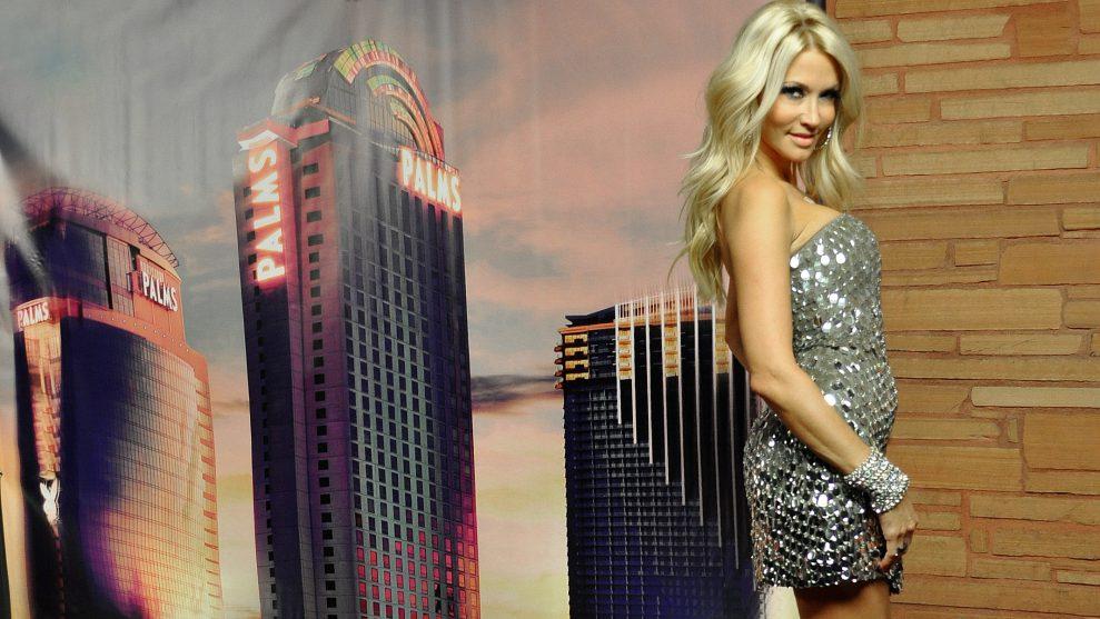 Jessica Drake at AVN 2011