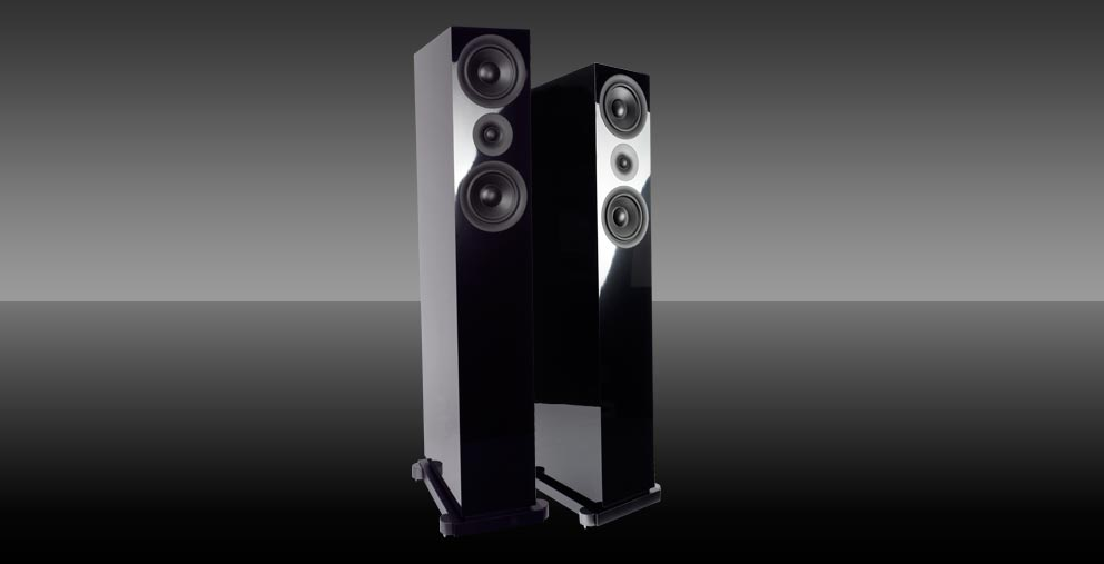 Audio Pro Black Diamond V3