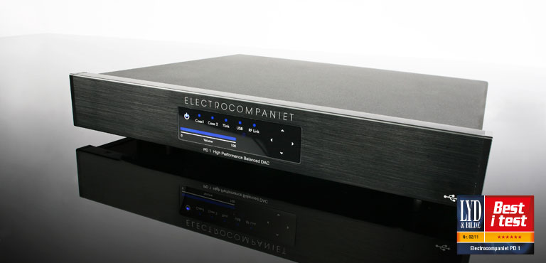 Electrocompaniet PD 1