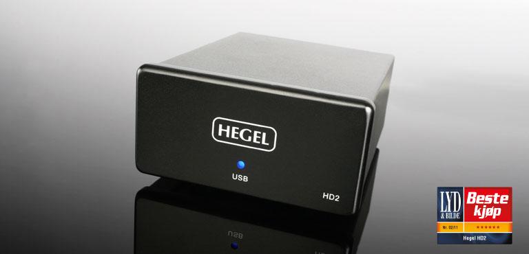 Hegel HD2