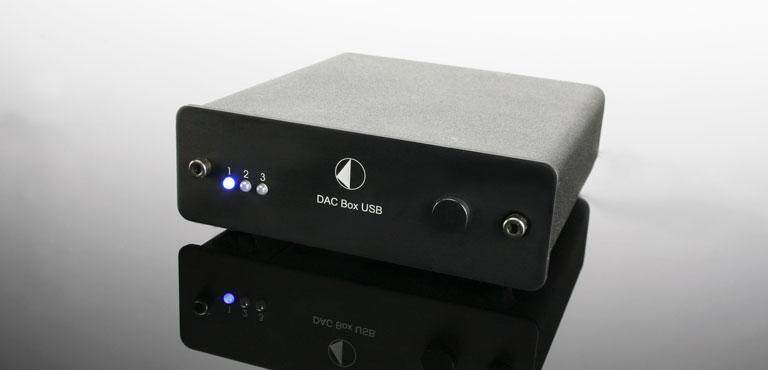 Pro-Ject DAC Box USB