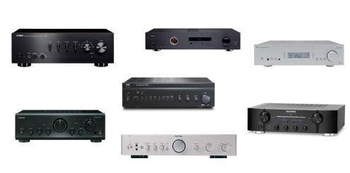 Oppsummering - Test av 7 stereoforsterkere
