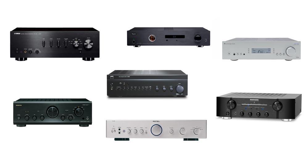 Oppsummering – Test av 7 stereoforsterkere