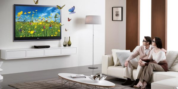 3 3D TV'er