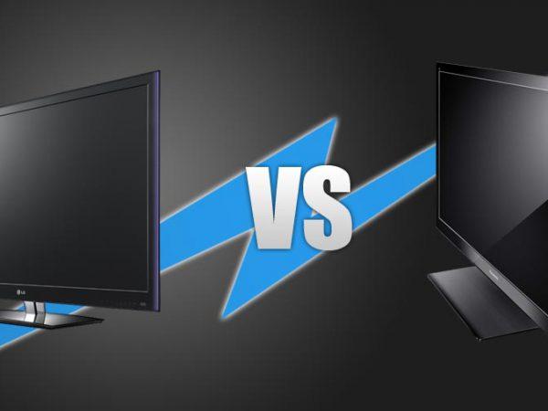 LG 47LW650 vs Panasonic TX-P50GT30