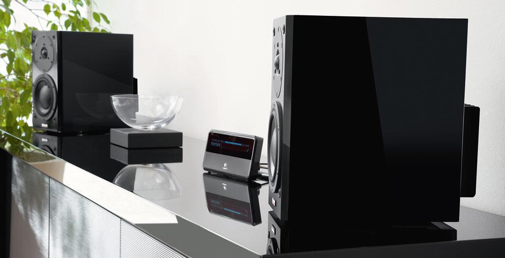 d9a823d5 TEST: 5 aktive høyttalere - Direkte lydinnsprøyting   Lyd & Bilde