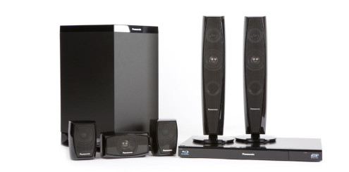 Panasonic SC-BTT370