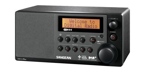 Sangean DDR-31+