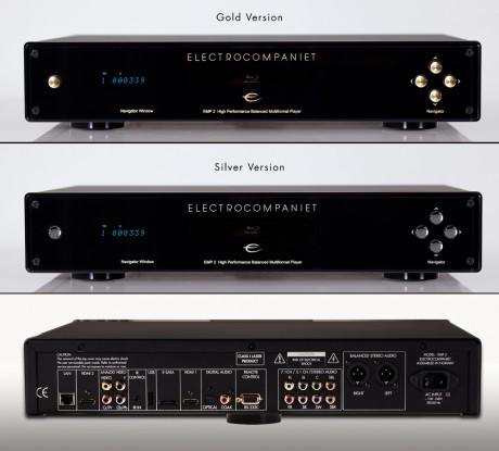EMP 2 - ny multispiller fra Electrocompaniet