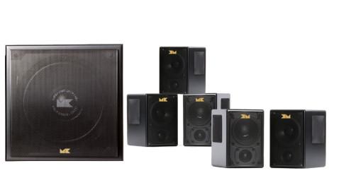 MK Sound M Series 5.1