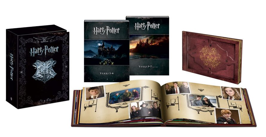 Harry Potter 1-7b, Limited Edition