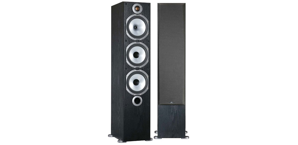 Monitor audio bronze br6