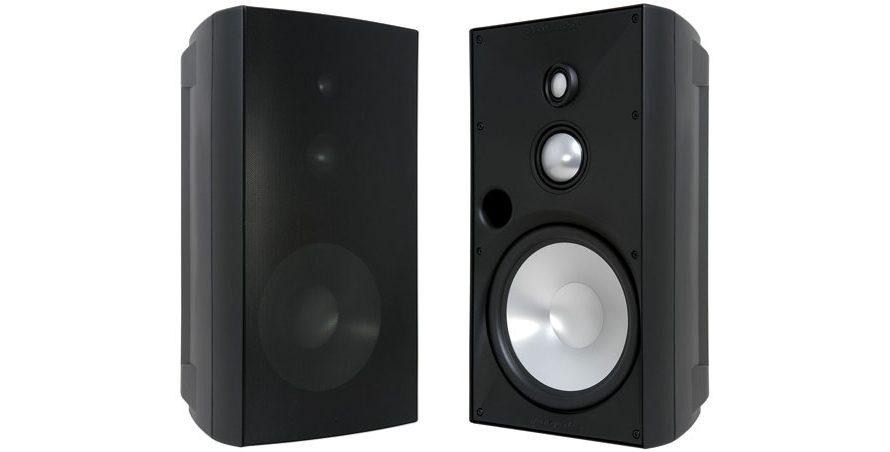 Speakercraft OE8 three