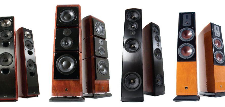 4 høyttalere i prisklassen 30-40.000
