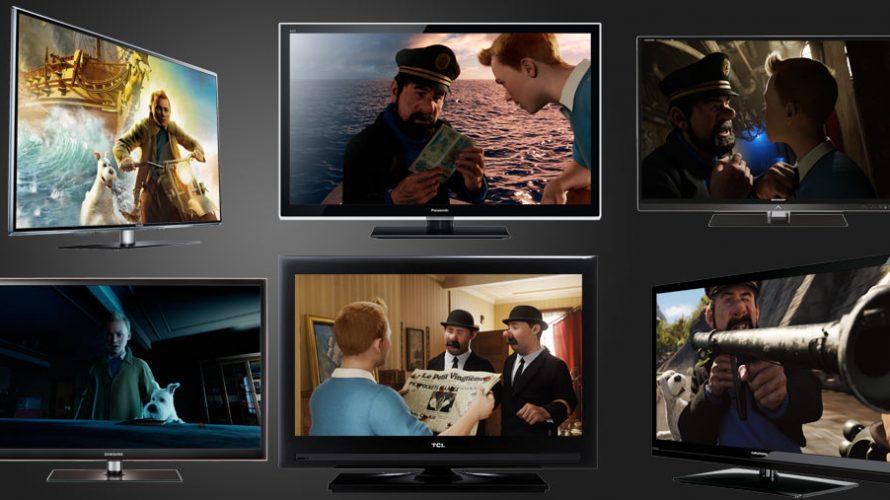 4 rimelige hytte TV'er