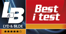 Bilderesultat for lyd & bilde best i test