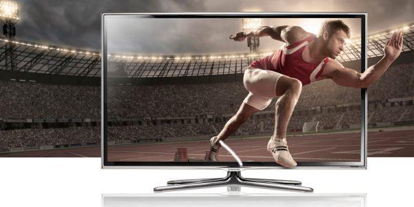 8 store TV-skjermer
