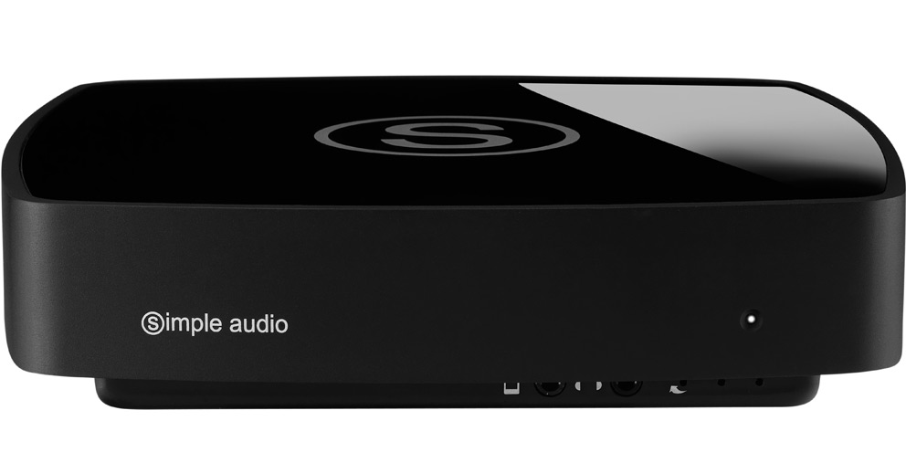 Simple Audio Roomplayer 1 og 2