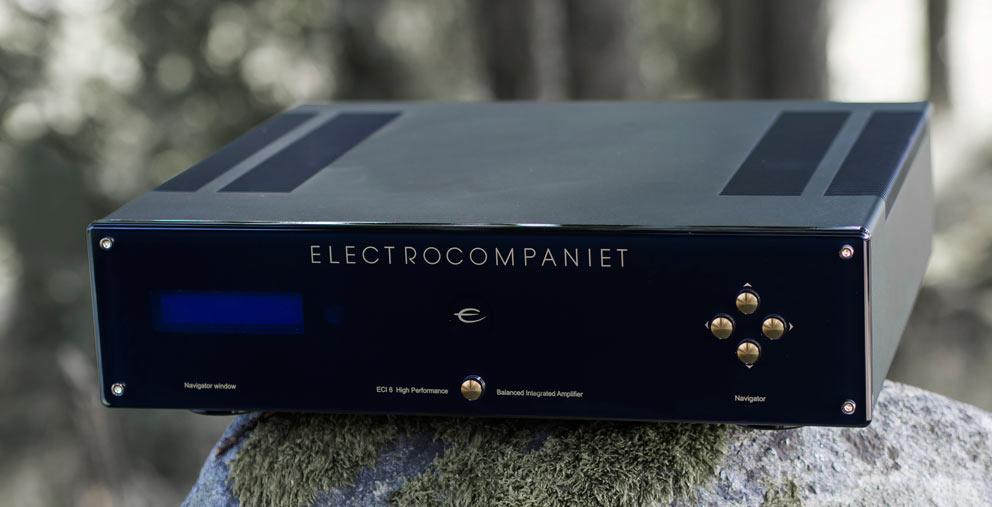 Electrocompaniet ECI 6 DS