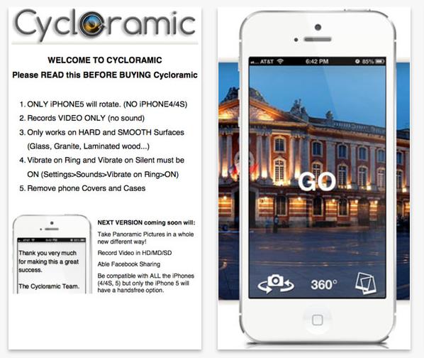 Råsmart panorama med iPhone - Lyd & Bilde