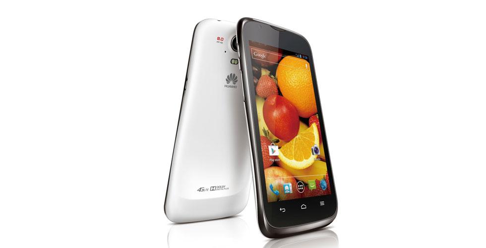 Huawei Ascend P1 LTE 4G