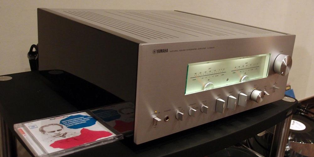 Retro utseende med analoge VU-metere er rett og slett steike tøft.