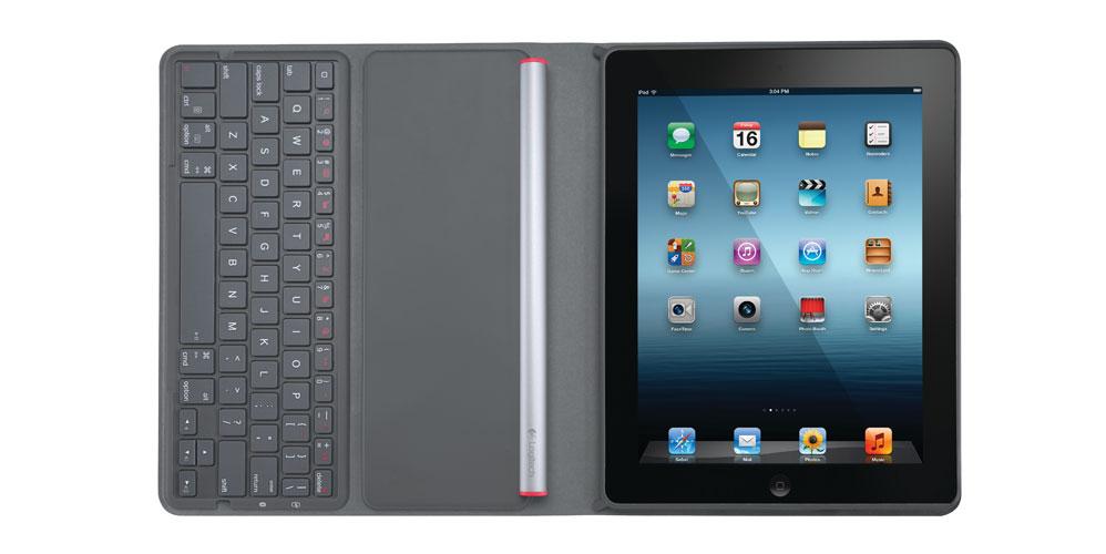 Logitech Tablet Keyboard testet