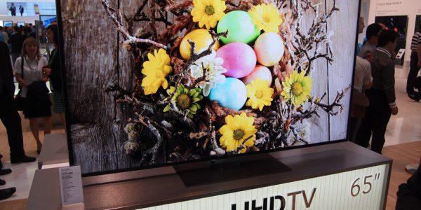 Samsungs UHD TV er oppgraderbar