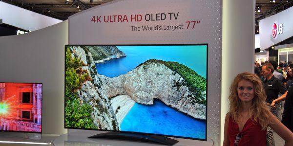 """77"""" 4K OLED (og mye mer) fra LG"""