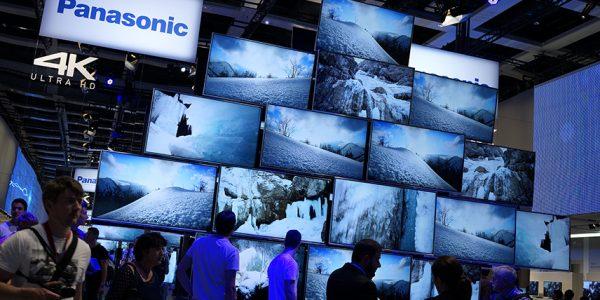 Nordmenn elsker store tv-er
