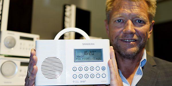 Satser bredt på DAB-radio