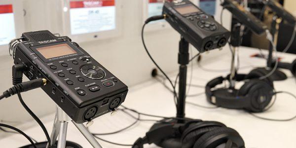 Rimelig HD-lyd på videoopptak