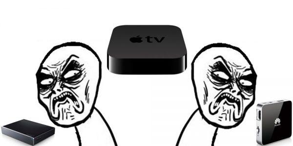 Samsung og Huawei vil konkurrere med Apple TV