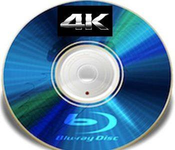 Nå kommer 4K på Blu-ray!