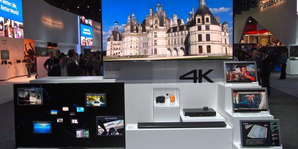 Flere 4K-TVer fra Panasonic