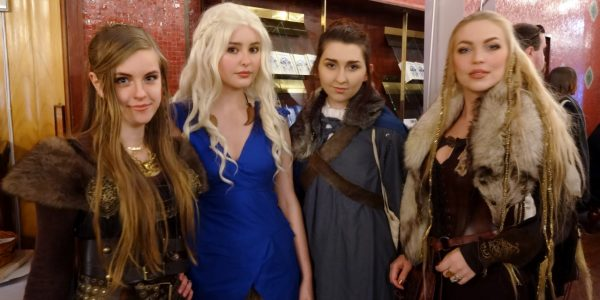 Game of Thrones-premiere!