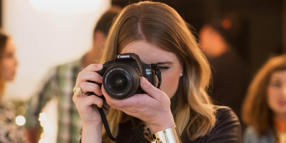 Canon EOS 1200D | Lyd & Bilde