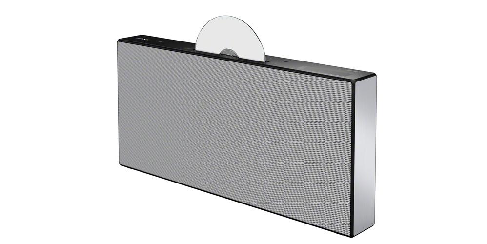 Topmoderne TEST: Sony CMT-X7CDB - Trådløs stereo med CD-spiller og DAB | Lyd FV-88