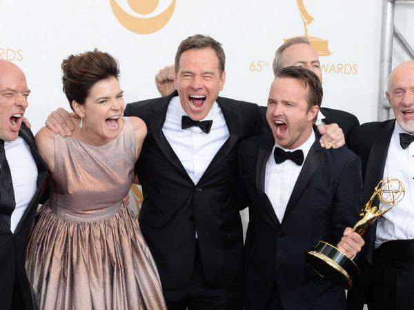 Gamle gjengangere under nattens Emmy!