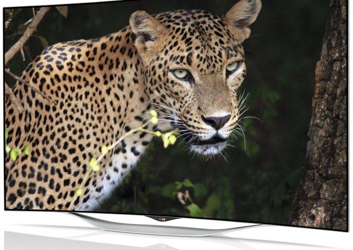 LG 55EC930V OLED-TV