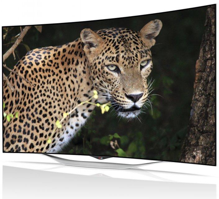 LG 55EC930V OLED TV