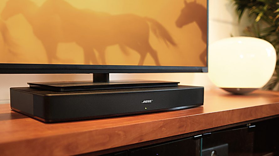 Bedre lyd til både små og store TV-er fra Bose