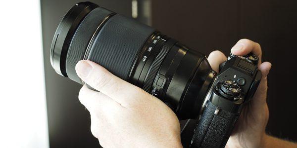 Nye objektiver til Fujifilm