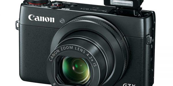 Ambisiøs Canon-kompakt