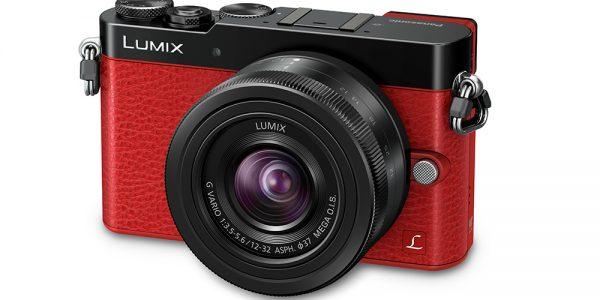 Nye Lumix GM5 med innebygget søker