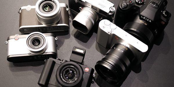 Storslipp fra Leica