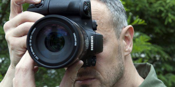 Samsung med lynraskt 4K-kamera